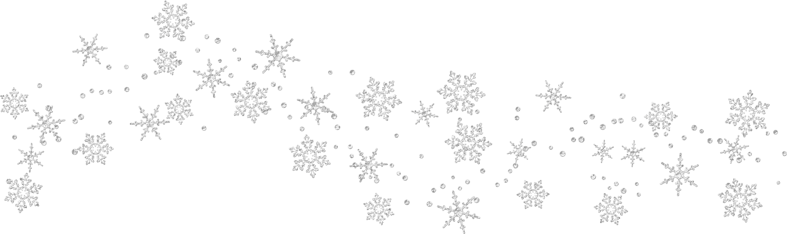 Snowflakes background png. Collection of free
