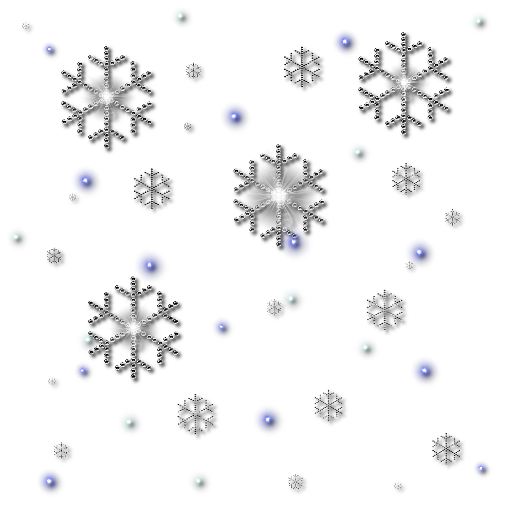 Snow particles png. Snowflakes image purepng free