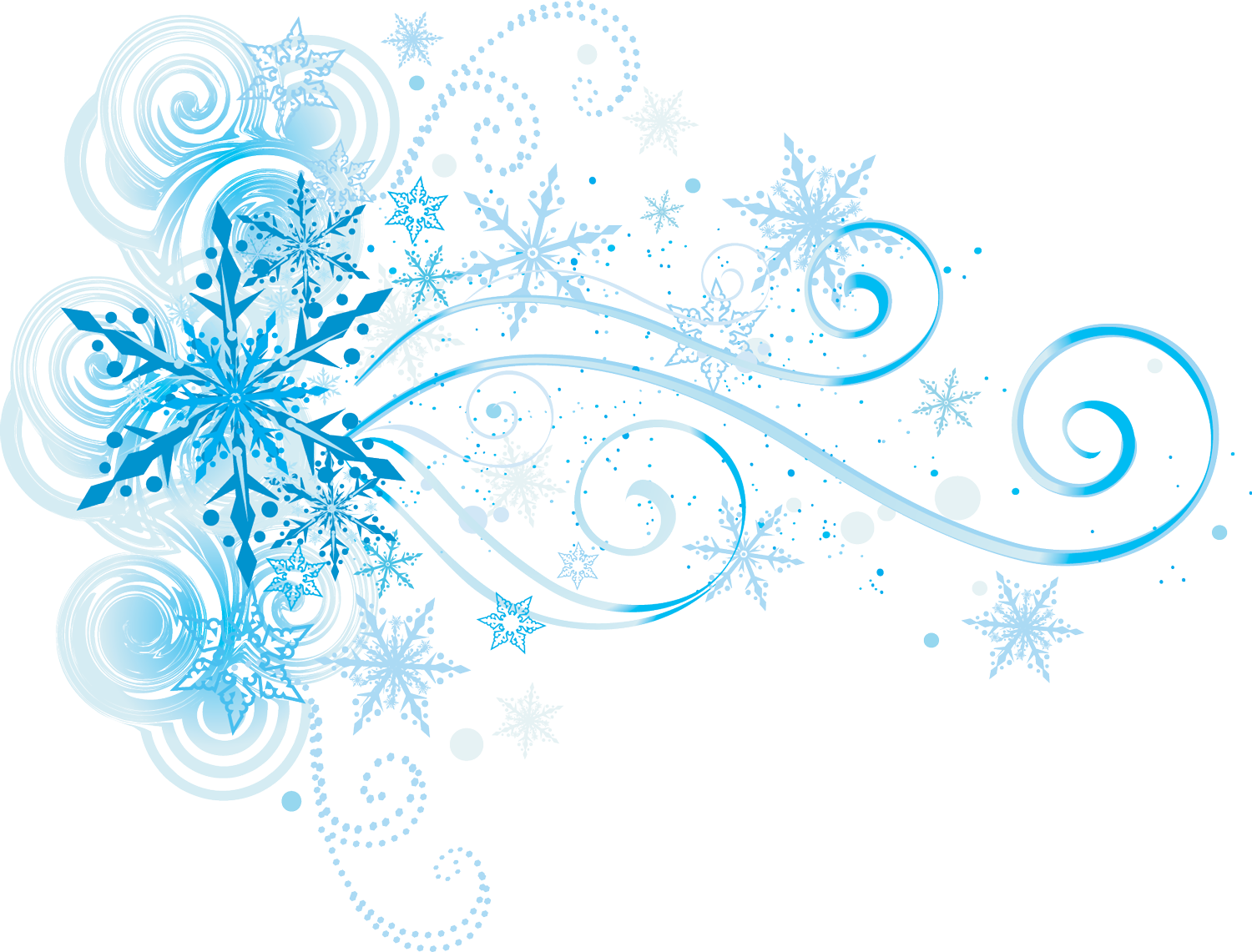Snowflakes background png. Images transparent free download