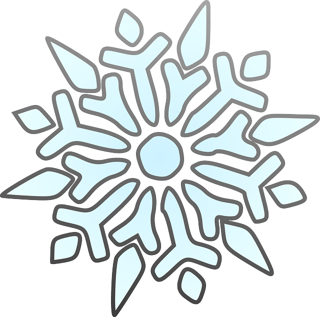 Snowflakes clipart comic. Cartoon picture of icard