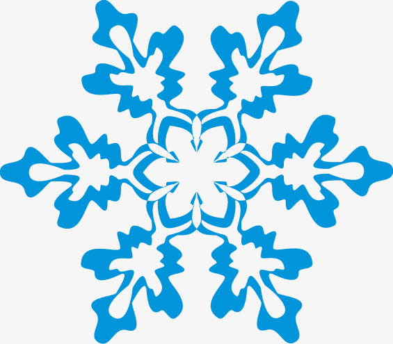 Snowflakes clipart comic. Cartoon snow snowflake png