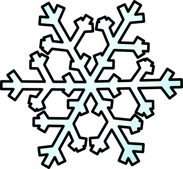 Snowflakes clipart comic. Free cartoon snow cliparts