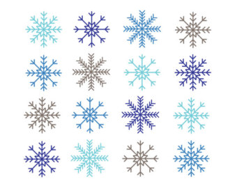 Snowflakes clipart country. Snowflake svg silhouette sale