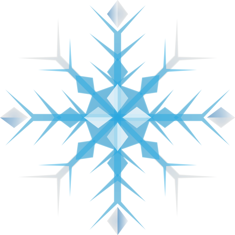 Snowflakes clipart group. Blue microphones snowflake computer