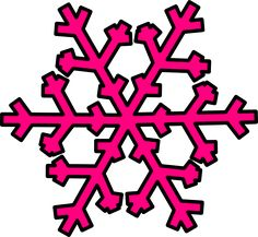 Snowflakes clipart group. Snowflake background clip art