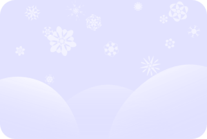 Snowflakes clipart scene. Free snow cliparts download