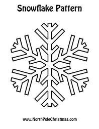 Snowflakes clipart stencil. Fuel your creativity with