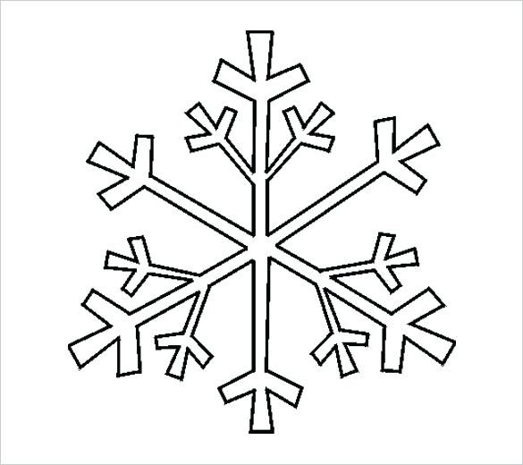 It's just a photo of Printable Snowflake Stencils in embroidered