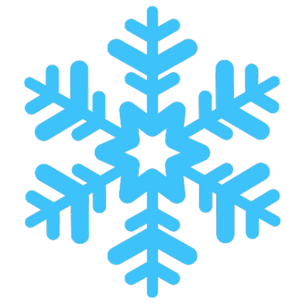 Snowflakes clipart transparent background. Top snowflake pictures