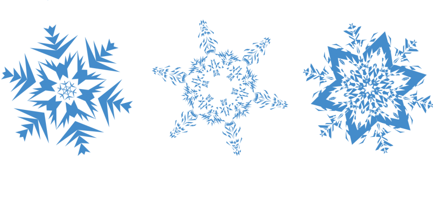 Snowflakes png high resolution. Image peoplepng com