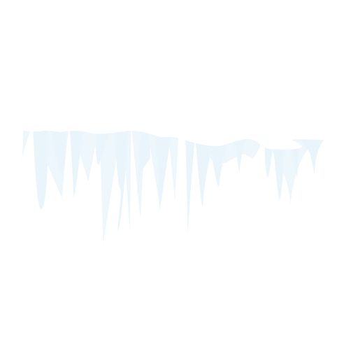 Png snow. Icicle icon transparent svg