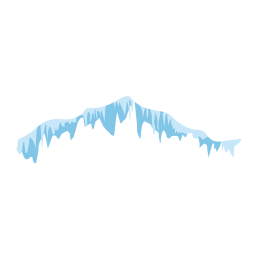 Icicles icon transparent png. Snow svg icicle free