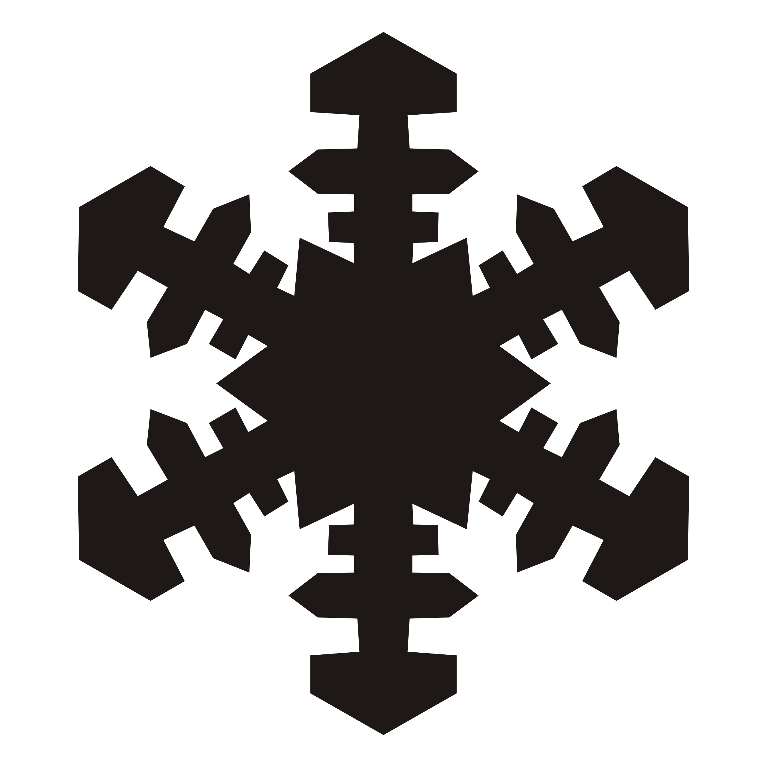 Snowflakes png black. Free and white snowflake