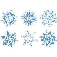 Snowflakes png clipart. Download free photo images