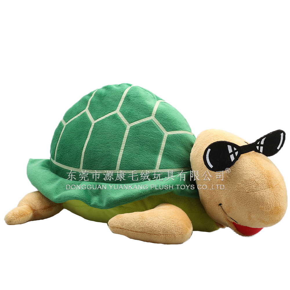 Snowglobe drawing baby turtle. Sea turtles of the
