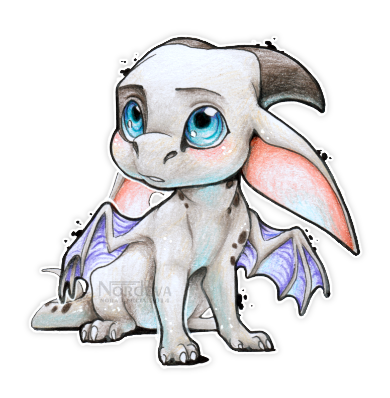 Snowglobe drawing hard. Chibi commission for toffynana
