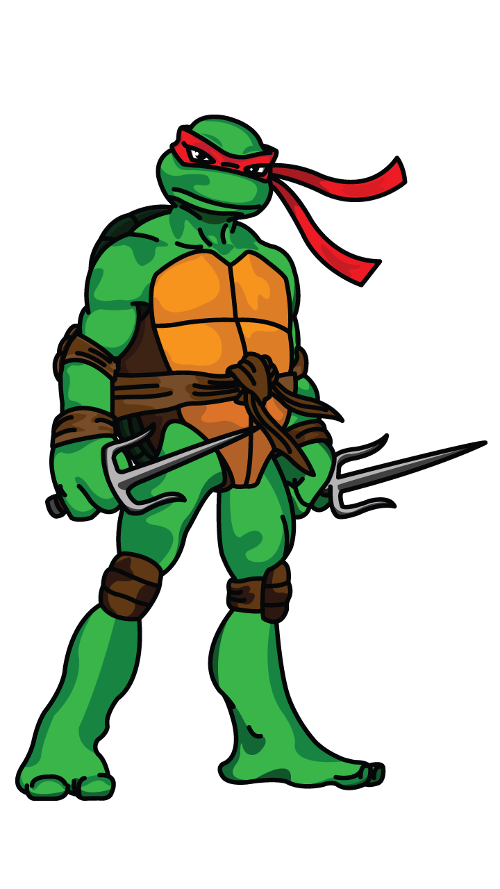 Raphael tmnt tutorial http. Drawing wolverine old school image freeuse stock