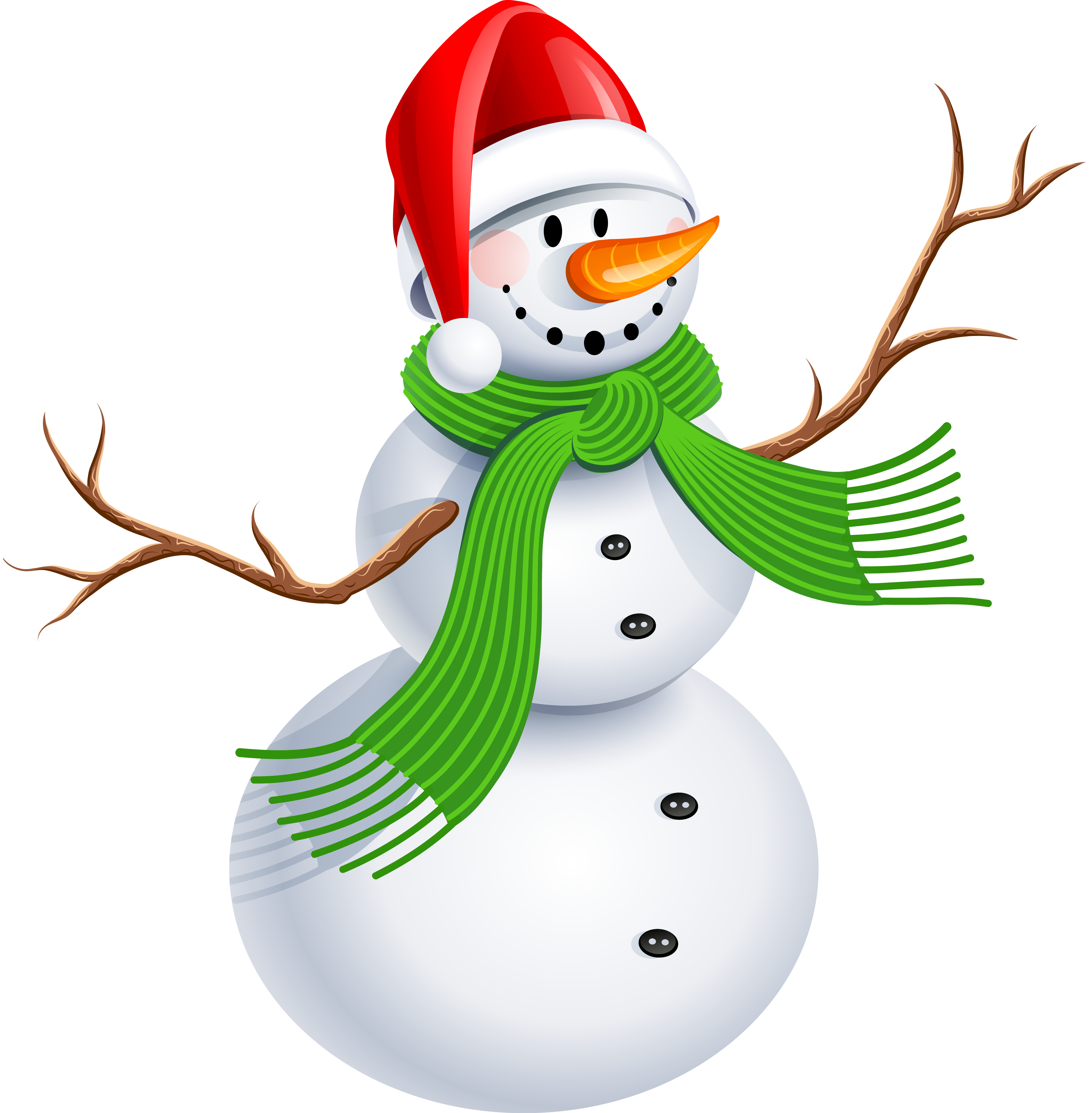 snow man png
