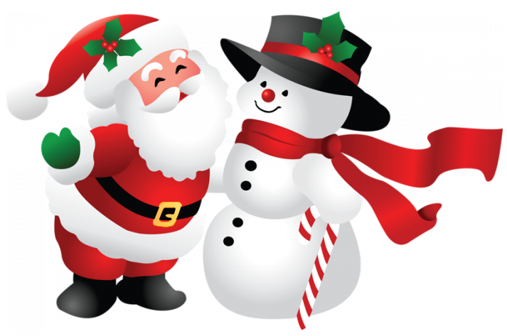 Snowman clipart png. Christmas santa and gallery