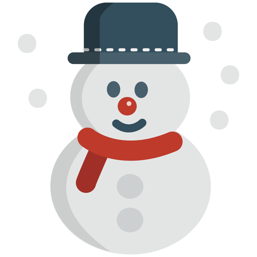 Snowman clipart template. Free simple cliparts download
