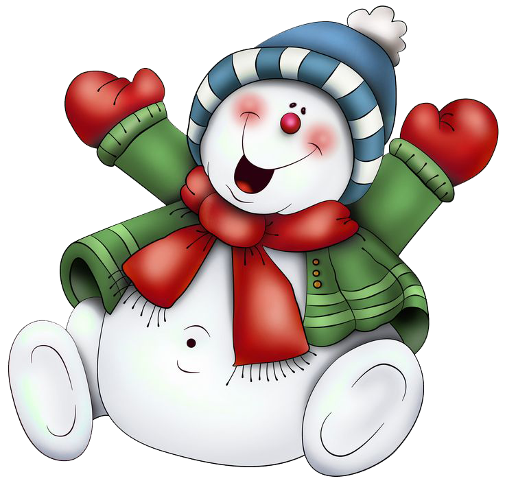 Vector snowman holiday. Png transparent images all