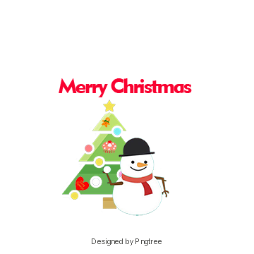 Vector snowman. Cartoon clipart christmas clipartsnowman