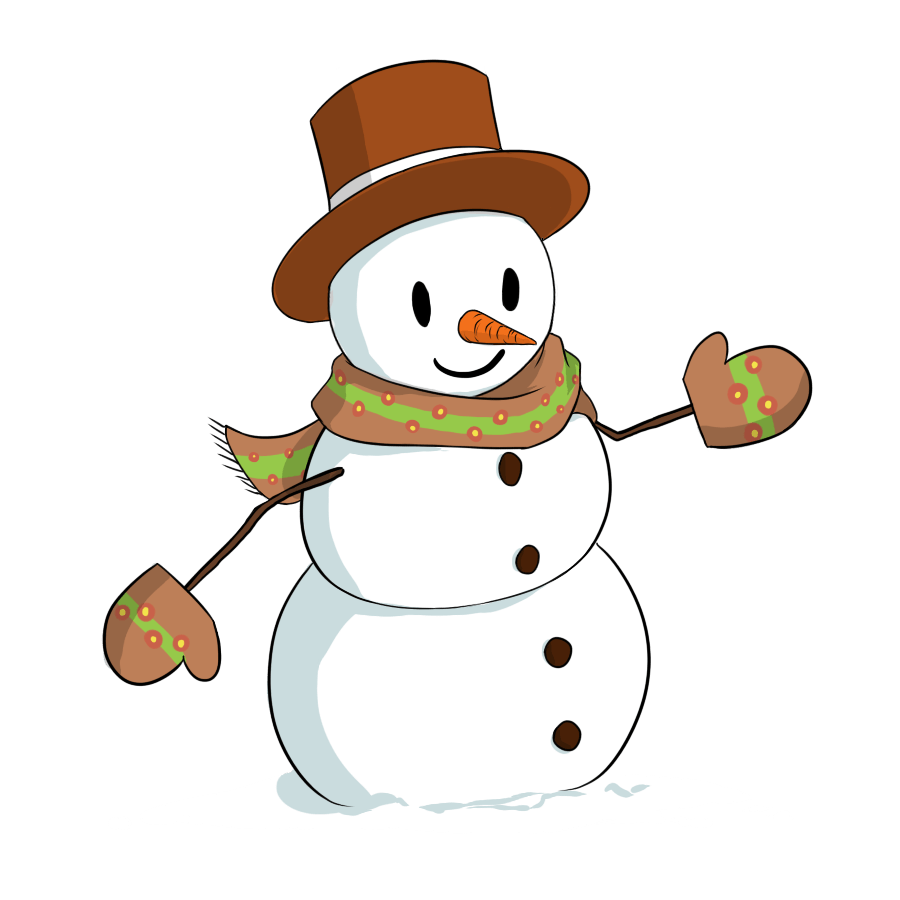Country clipart snowman. Free cowboy cliparts download