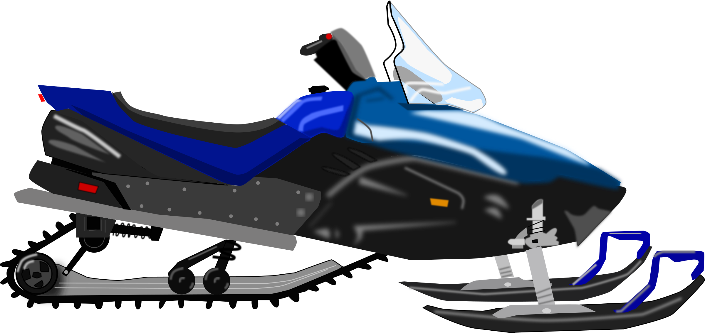 Snowmobile clipart transparent. Icons png free and