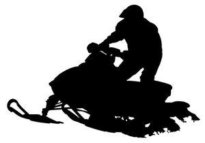 Snowmobile clipart transparent. Of snowmobiles free images