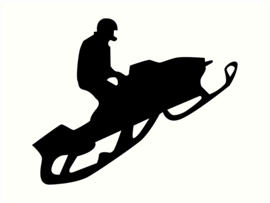 Snowmobile clipart transparent. Snowmobiling free download best