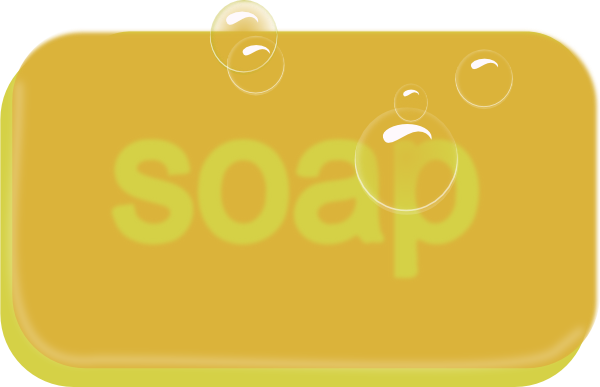 Soap clipart body soap. Free pictures of download