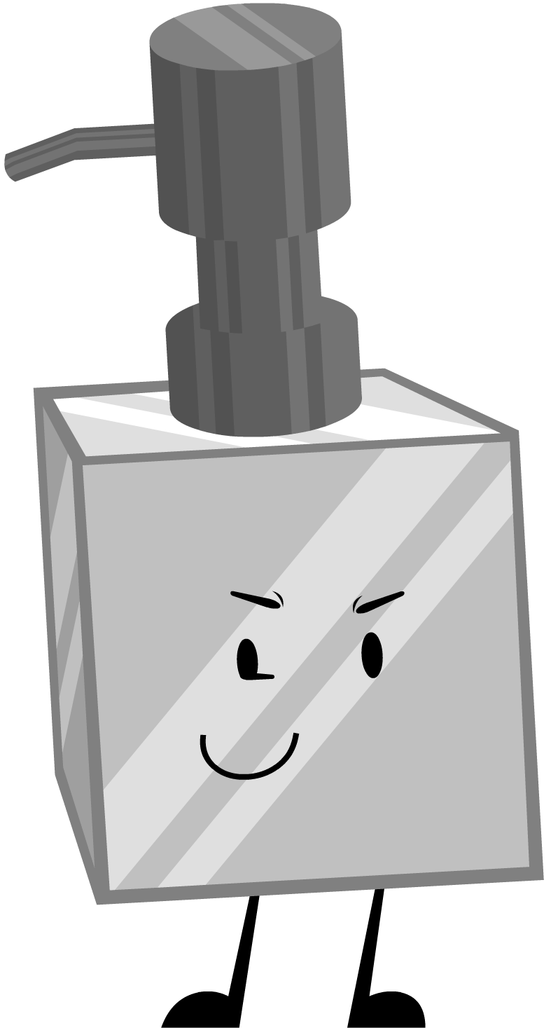 Soap clipart soap bottle. Object oppose wikia fandom