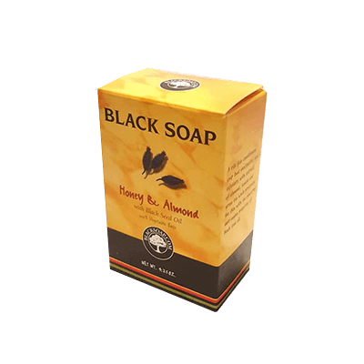 Soap transparent branded. Custom printed packaging boxes