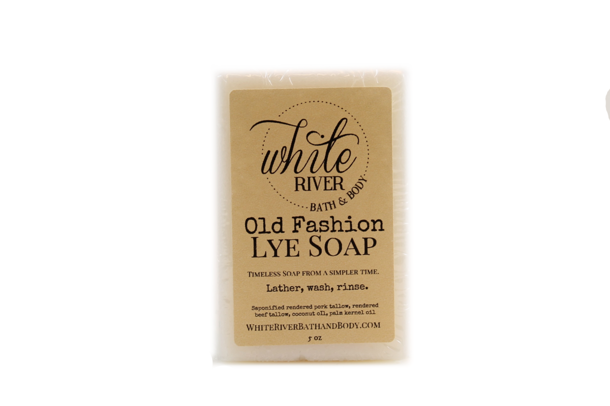 Traditional lye soap white. Transparent soaps old banner black and white download