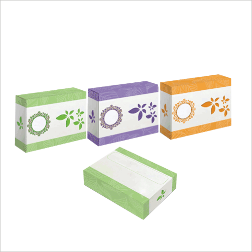 Soap transparent packaging. Boxes wholesale custom printed