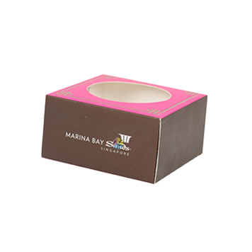 Soap transparent packaging. Custom boxes wholesale with