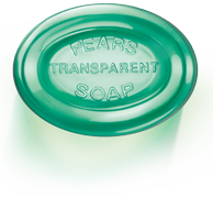 Soap transparent pear. Pears oil clear with