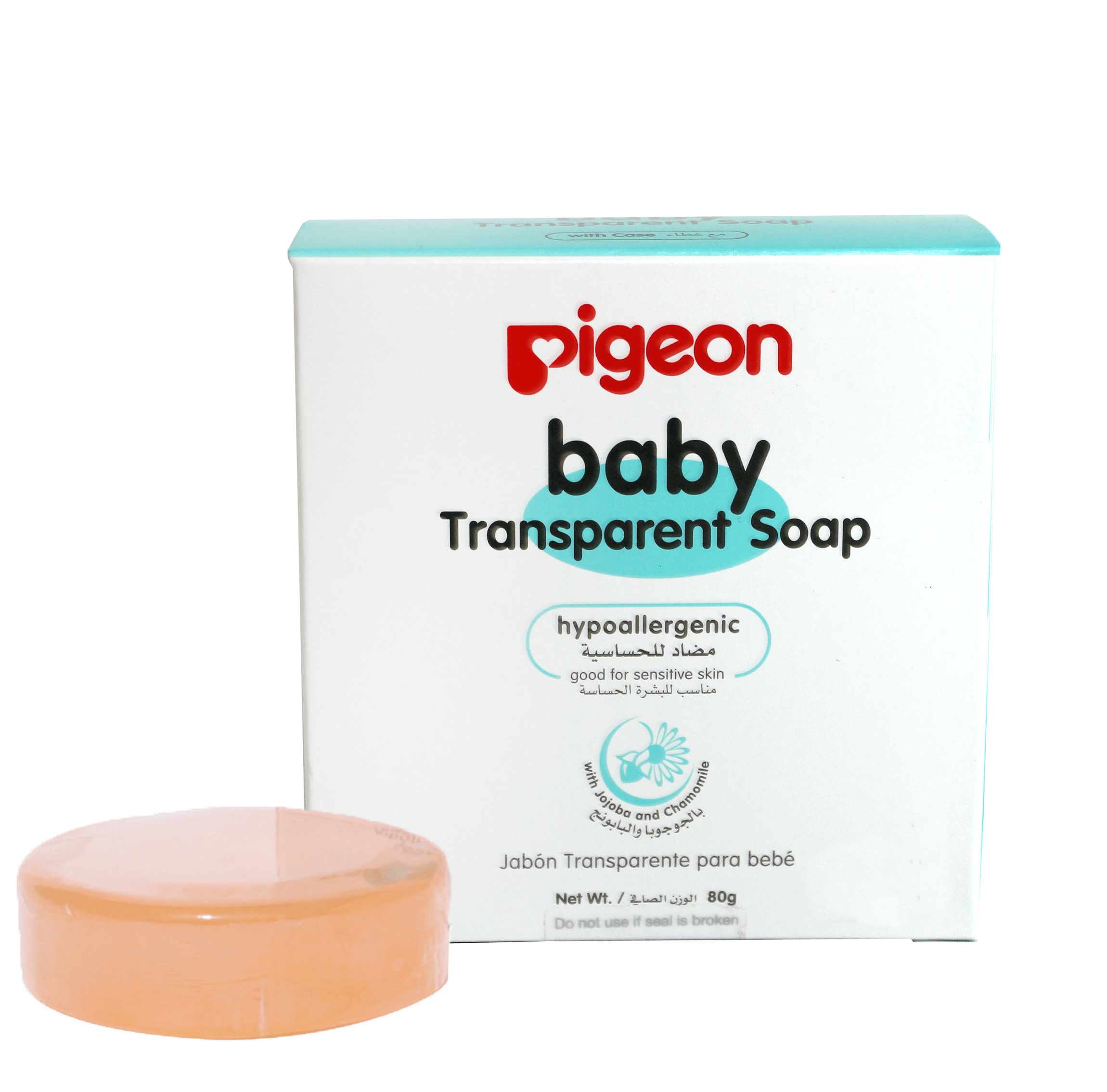 transparent soaps pigeon