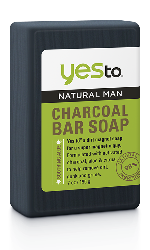 Soap transparent review. Yes to natural man