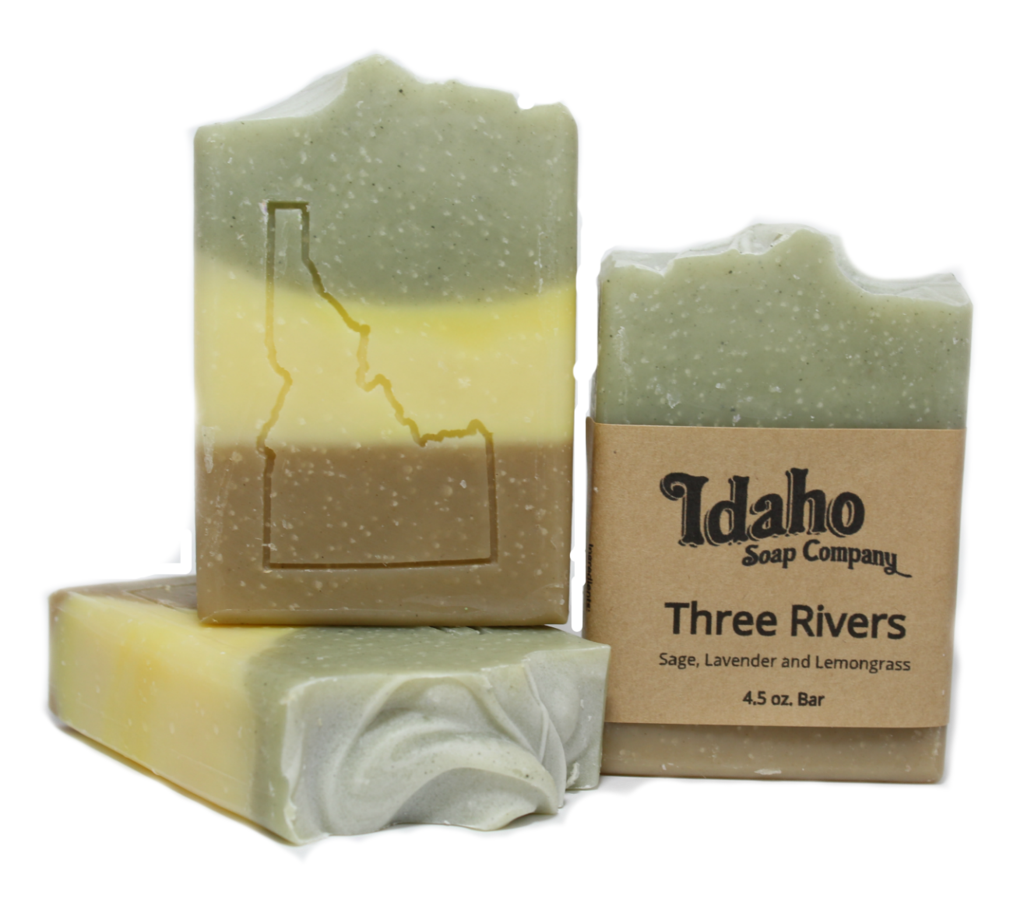 Transparent soaps translucent. Three rivers handmade soap