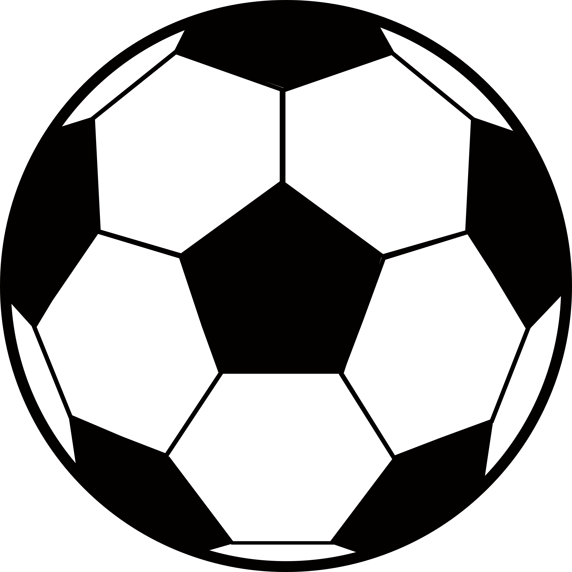 Soccer ball clipart black and white. With free daily