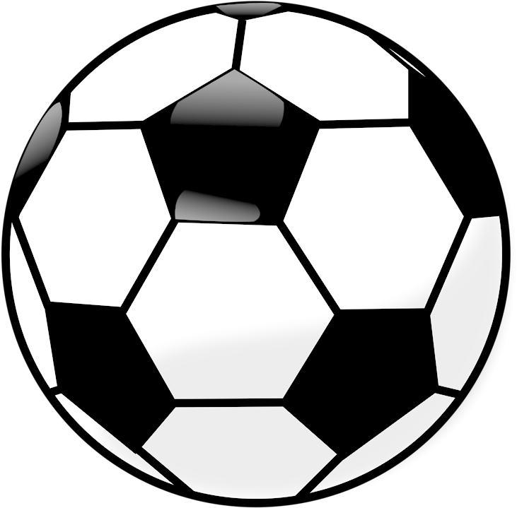 Soccer ball clipart clear background. Download png picture image