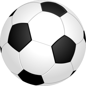 Soccer ball clipart pink. Md panda free images