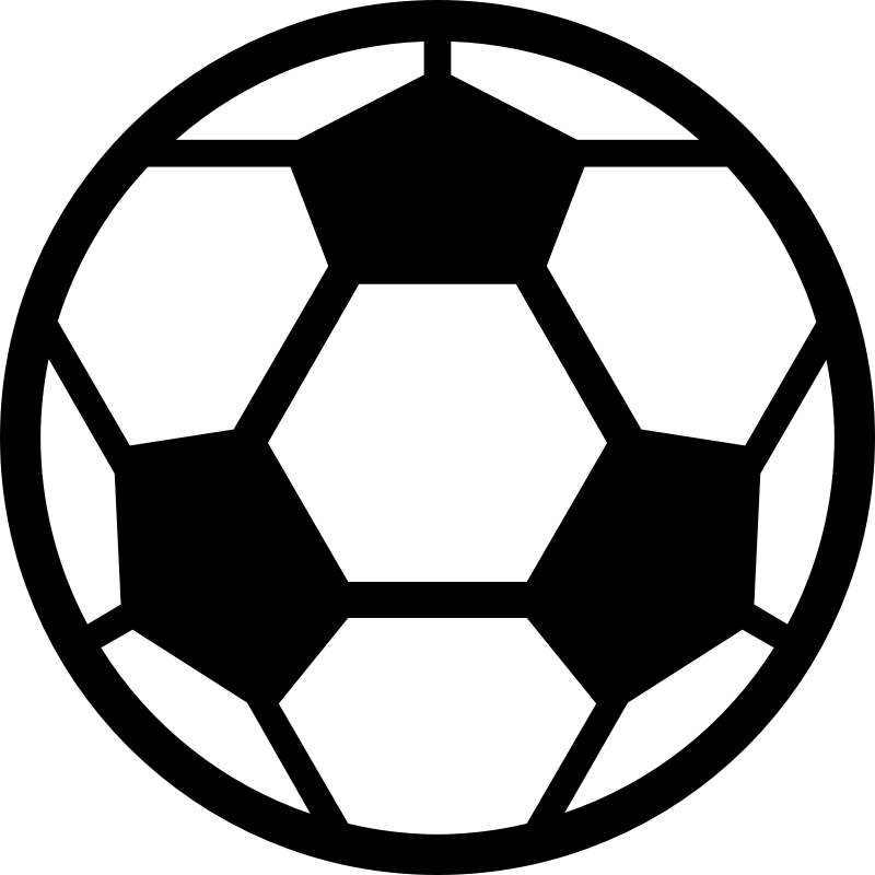 Soccer ball clipart png. Medium image