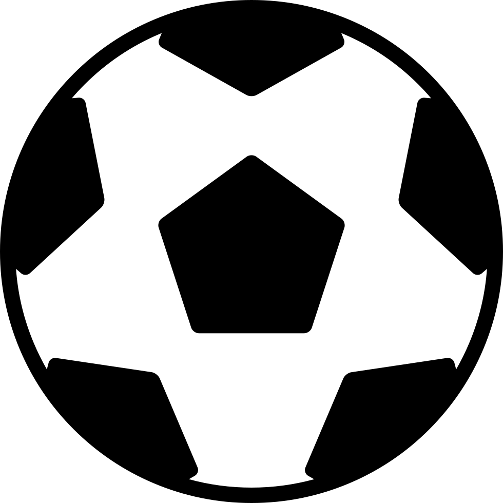 Soccer ball icon png. Svg free download onlinewebfonts