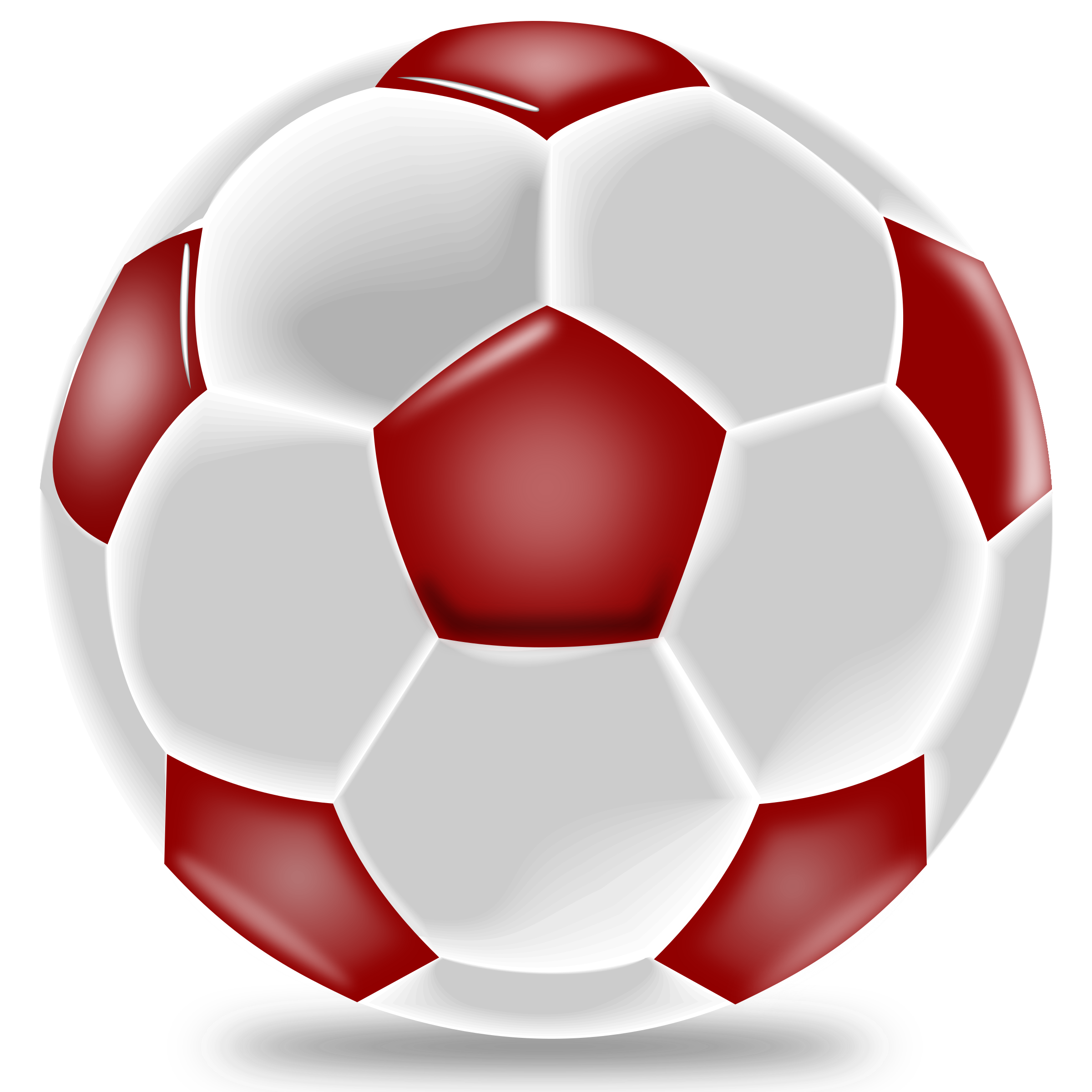 Soccer ball logo png. Realistic icons free and