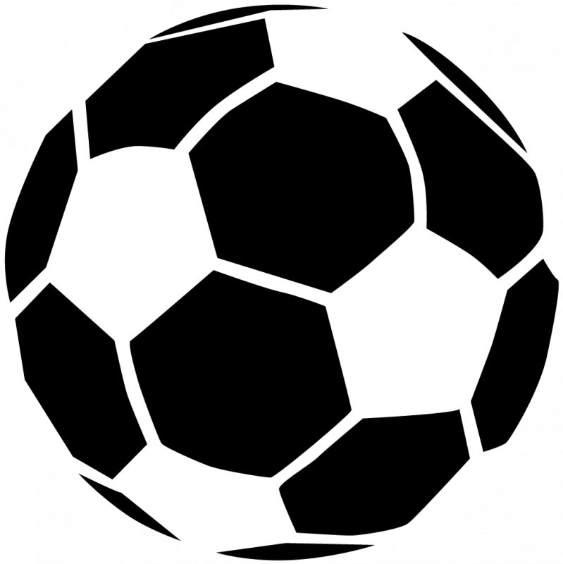 Soccer ball clipart heart shaped. Free balls images download