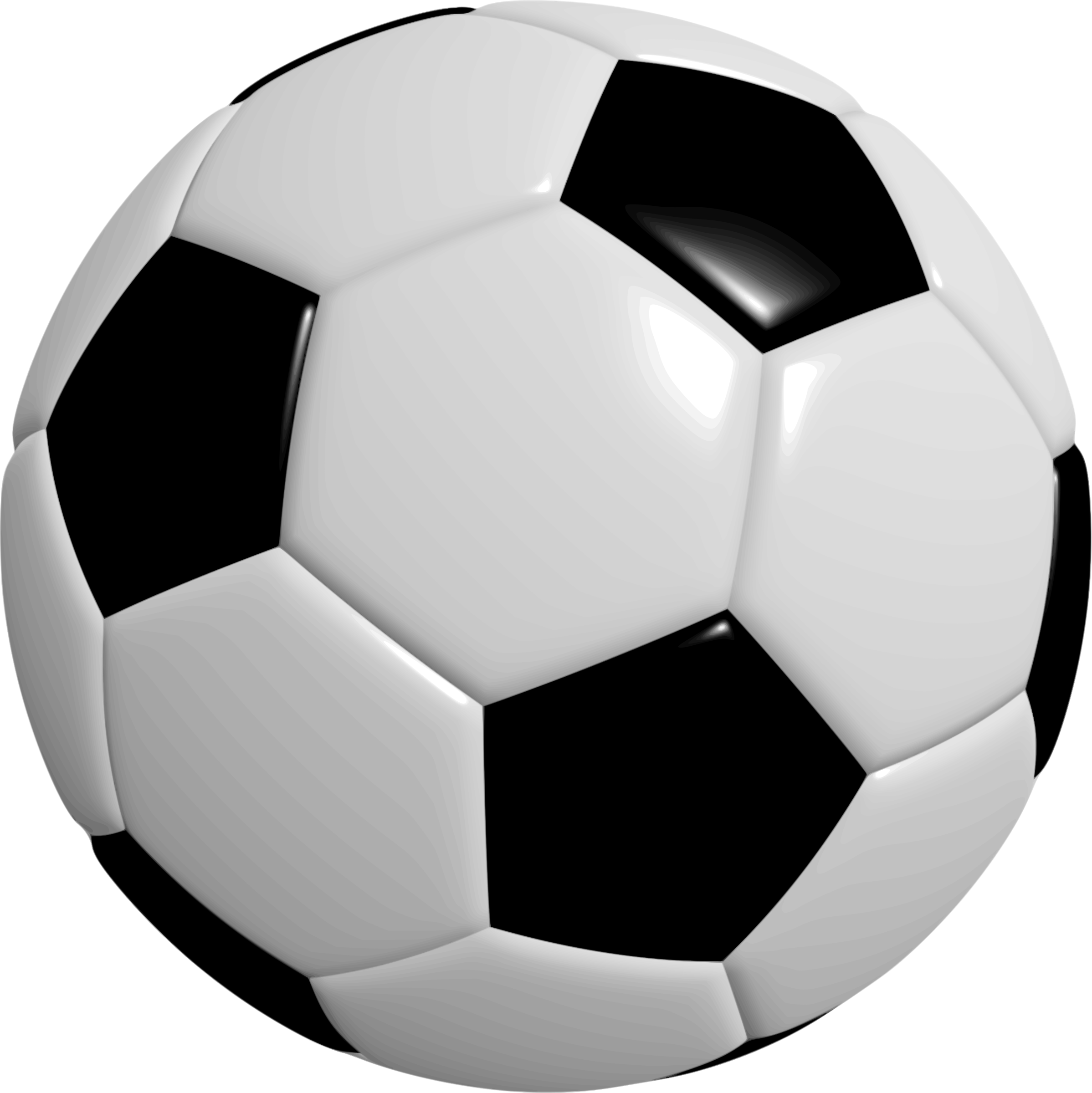 Soccer ball clipart big. Transparent png pictures free