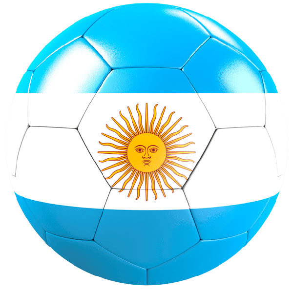 Soccer ball png argentina. Flag of wall stickers