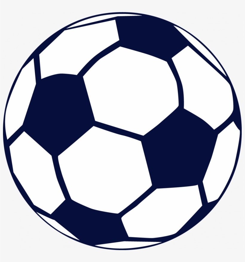 Soccer ball png blue. Balloon clipart navy image